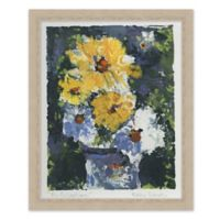 Floral Collection Framed Print Wall Art