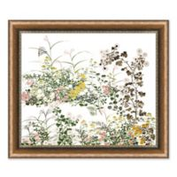 Essence of Spring 42.5-Inch x 36.5-Inch Paper Print Framed Wall Art