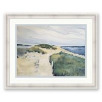 Cape Beach 25.25-Inch x 31.25-Inch Framed Print Wall Art