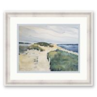 Cape Beach 21.25-Inch x 25.25-Inch Framed Print Wall Art