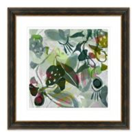 Nature Study 1 27.5-Inch Square Framed Print Wall Art