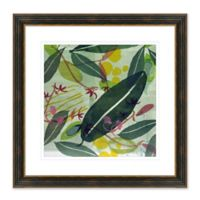 Nature Study 2 27.5-Inch Square Framed Print Wall Art