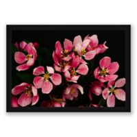 Floral Paper 16.5-Inch x 23.5-Inch Framed Print Wall Art