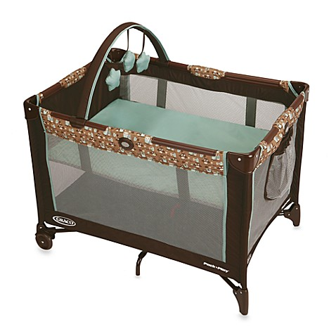 Graco 174 On The Go Travel Pack N Play 174 Playard In Little