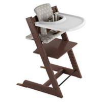 Stokke® 4-Piece Tripp Trapp® High Chair Complete Bundle Set