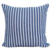 Carol And Frank™ Square Throw Pillow in Indigo