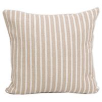 Carol And Frank™ Square Throw Pillow in Dune
