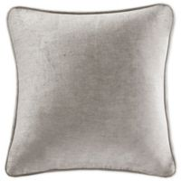 Intelligent Design™ Square Throw Pillow in Grey