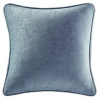 Intelligent Design™ Square Throw Pillow in Aqua