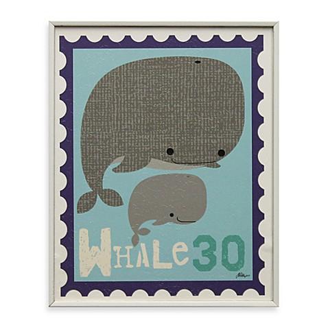 Animal Stamp Wall Art