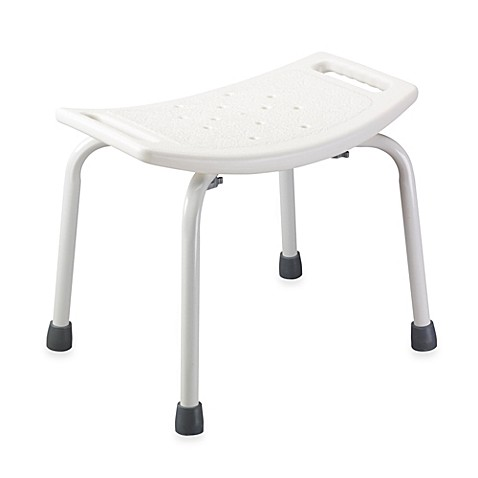 Buy Drive Medical Bathroom Safety Shower Tub Chair In White From Bed Bath Beyond