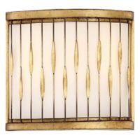 Minka Lavery Olivetas 3-Light Wall Light in Gold (Set of 3)