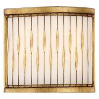 Minka Lavery Olivetas 3-Light Wall Light in Gold (Set of 4)