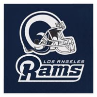 NFL 48-Pack Los Angeles Rams Luncheon Napkins in Navy