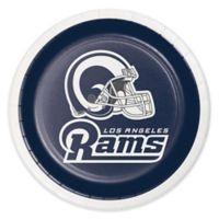 NFL 24-Pack Los Angeles Rams Beverage Napkins in Navy