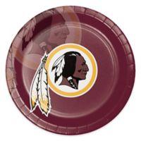 NFL 24-Pack Washington Redskins Paper Plates in Red