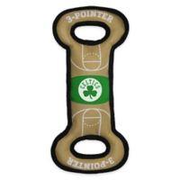 NBA Boston Celtics Pet Basketball Court Tug Toy