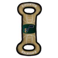 NBA Utah Jazz Pet Basketball Court Tug Toy