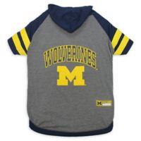 University of Michigan X-Large Pet Hoodie