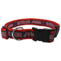 MLB Cleveland Indians Extra Large Pet Collar