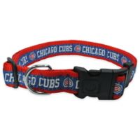 MLB Chicago Cubs Extra Large Pet Collar