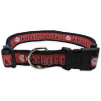 MLB Los Angeles Angels Extra Large Pet Collar