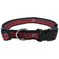 MLB Washington Nationals Extra Large Pet Collar