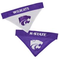 Kansas State University Large/Extra Large Reversible Pet Collar Bandana