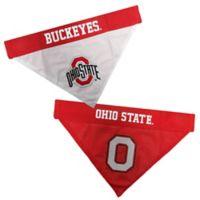 Ohio State University Large/Extra Large Reversible Pet Collar Bandana