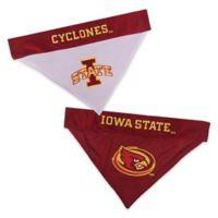 Iowa State University Large/Extra Large Reversible Pet Collar Bandana