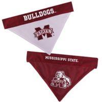 Mississippi State University Large/Extra Large Reversible Pet Collar Bandana