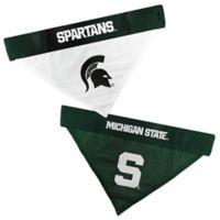 Michigan State University Large/Extra Large Reversible Pet Collar Bandana