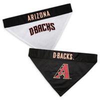 MLB Arizona Diamondbacks Large/Extra Large Reversible Pet Collar Bandana