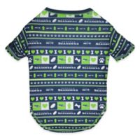 NFL Seattle Seahawks Extra Small Ugly Pet Tee