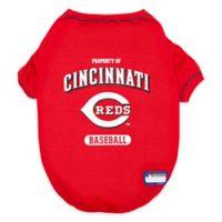 MLB Cincinnati Reds Extra-Small Pet T-Shirt