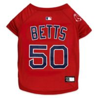 MLB Boston Red Sox Small Pet T-Shirt