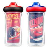 The First Years™ 2-Pack 9 oz. Disney® Pixar® Cars Insulated Spout Sippy Cups