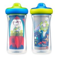 The First Years™ 2-Pack 9 oz. Disney® Toy Story Insulated Spout Sippy Cups