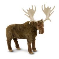 Melissa & Doug® Jumbo Moose Plush Toy