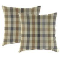 Jordan Manufacturing Connect Dune Oblong Indoor/Outdoor Throw Pillow