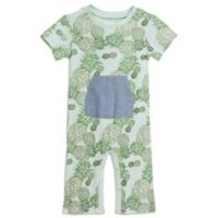 Sovereign Code® Size 12M Pineapples Coverall in Mint