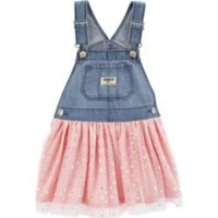 OshKosh B'gosh® Size 12M Tulle Skortall in Denim