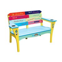 Margaritaville® Southern Most Point 2-Person Multicolored Bench