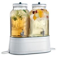 3-Piece 1.5-Gallon Beverage Dispenser Set