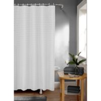 Smart Curtain Madison Shower Curtain in White