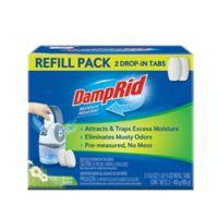 DampRid® 15.8 oz. 2-Pack Drop In Tab Refills