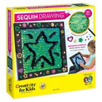 Creativity for Kids Sequin Drawing Toy