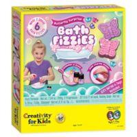 Creativity for Kids Butterfly Surprise Bath Fizzies Kit