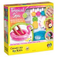 Tropical Spa Kit