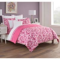 Kim Parker Fiona 7-Piece Reversible King Comforter Set